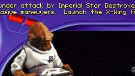 Image for It's a Trap? Lucasarts Tease X-Wing Special Edition.