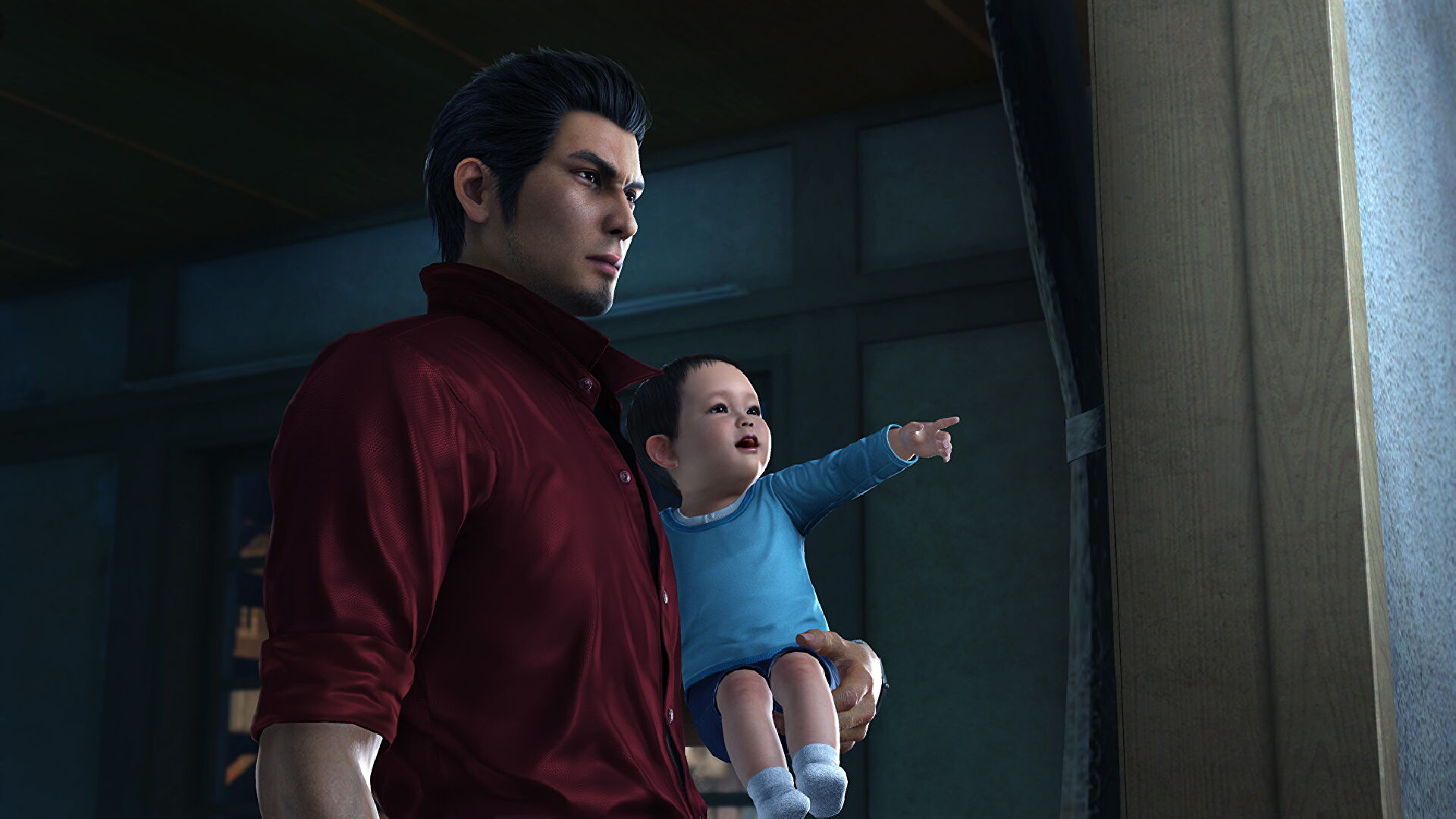 Yakuza 6 is out now, and that's rad