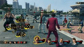 Image for Yakuza: Like A Dragon is coming to PC this year