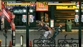 Image for Punch-up Yakuza demake Streets Of Kamurocho is out today