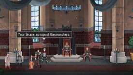 Image for Narrative kingdom simulator Yes, Your Grace launches in March