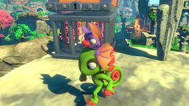Image for Wot I Think: Yooka-Laylee