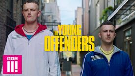 Image for The Young Offenders is a TV show with so much heart it might burst