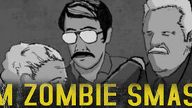 Image for Wot I Think: Atom Zombie Smasher