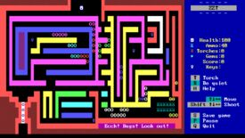 Image for Have you played… ZZT?